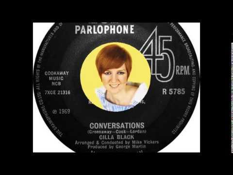 Cilla Black - Conversations  (1969)