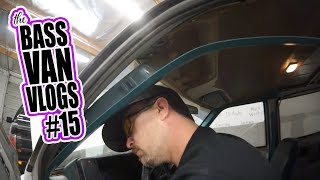 Answering your questions about the BASS VAN! Bass Van Vlog #15
