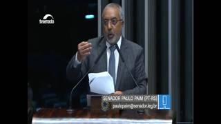 """""""Perícia médica emperra recebimento de benefício do INSS"""", denuncia Paim"""