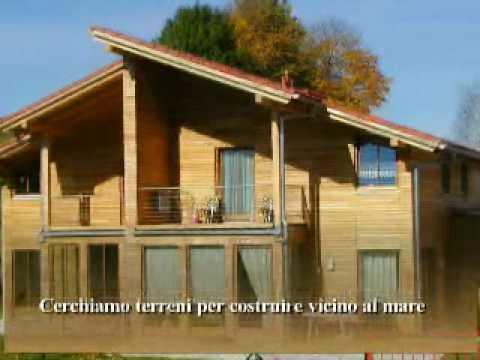 Case in legno case in muratura tetto in legno youtube for Casa legno vs muratura