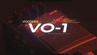 BOSS VO-1 Vocoder Demo with Austin Sandick