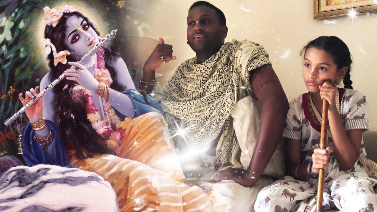 Prasada sewa with Kameshvari + memories about Aindra das by Gopal das