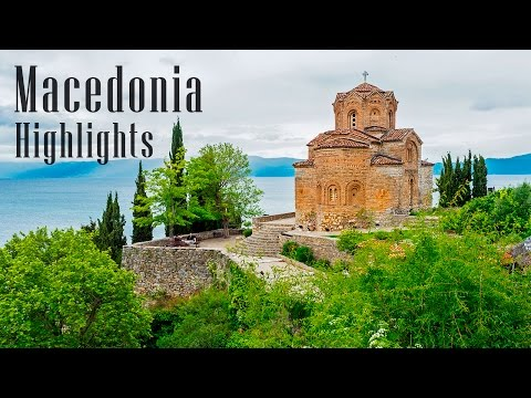 Macedonia Highlights: Skopje, Matka, and Ohrid