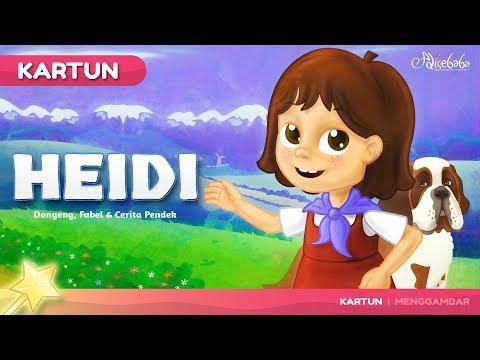 Heidi - Kartun Anak Cerita2 Dongeng Anak Bahasa Indonesia - Cerita Untuk Anak Anak