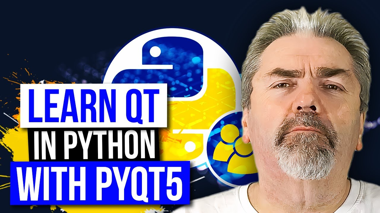 Sample Course Training - Python GUI Programming Using PyQt5 on Udemy -  Official