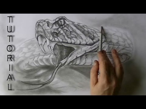 how to make drawings look realistic