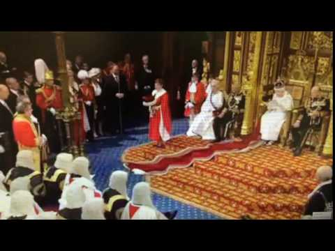 Queen's Speech 2016 - State Visit by Colombian President Juan Manuel Santos