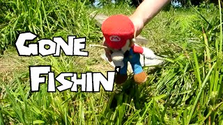 SDB Short: Gone Fishin