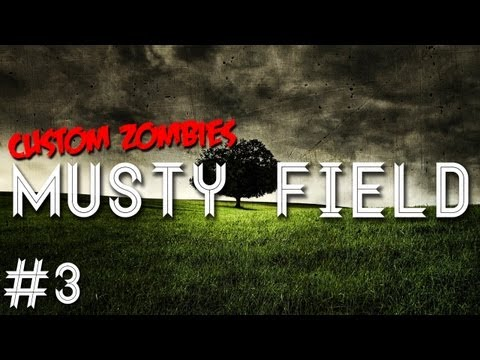 Custom Zombies - Musty Field: Line Up For Me (Part 3)