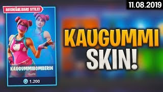 FORTNITE SHOP from 11.8 - 😂 NEW SKIN! 🛒 Fortnite Daily Item Shop of today (11 August 2019) | Detu