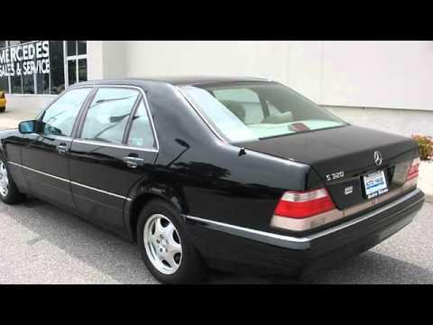 1997 mercedes benz s320 auto haus yorktown va 23692 for 1997 mercedes benz s320