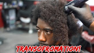 Epic Haircut Transformation!