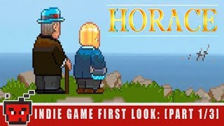 First Impressions: Horace [PART 1/3]