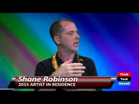 TEDx Artist in Residence Program with Shane Robinson and Mariko Chang