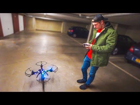 DRONE TESTEN VAN €100! #1905