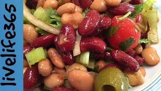 How to...Make a Killer Three Bean Salad