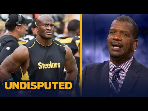 Rob Parker questions James Harrison's loyalty after signing with Patriots | UNDISPUTED