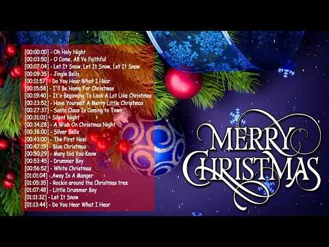 Top 100 Traditional Christmas Songs Ever - Best Classic Christmas Songs 2021 Collection