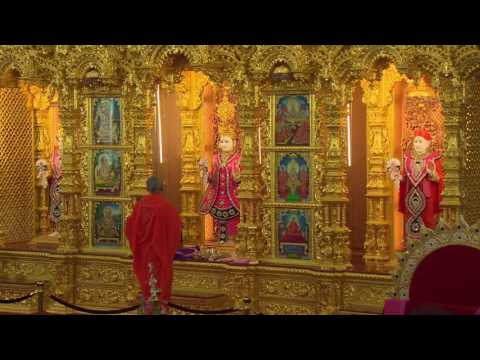 Shree Swaminarayan Mandir Kingsbury 2nd Patotsav & Visit of Mayor of London Sadiq Khan