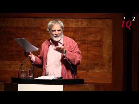 Colin Tudge on eco-eating and farming - IQ2 Talks