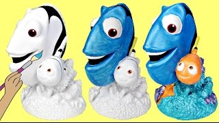 Disney FINDING DORY DIY Bank Kids Crafting Activity | Toys Unlimited