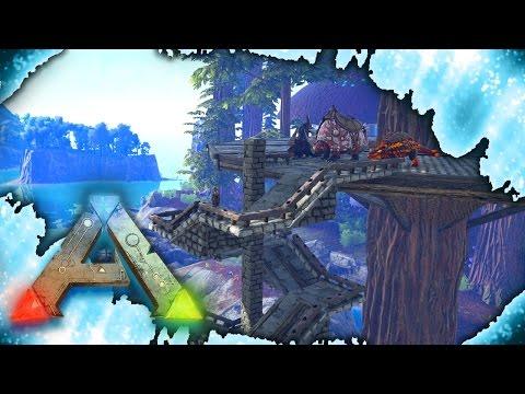 Ark: Pooping Genesis ~ Ep 2 ~ Alpha Doedic & Better Ark Building!