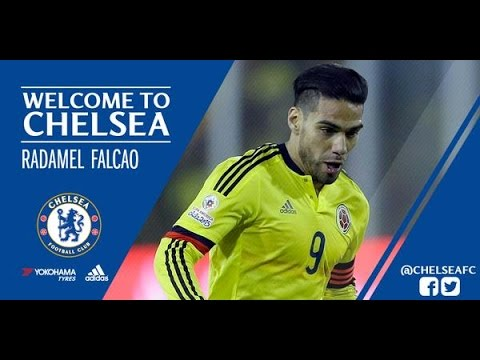 Falcao SIGNS For Chelsea On A Season Long Loan | Daily Blues