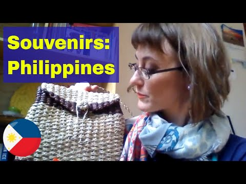 Souvenirs from the Philippines: What to Get From Cebu, Palawan, and Bohol