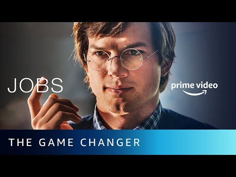 Steve Jobs - The Game Changer | Jobs | Ashton Kutcher, Dermot Mulroney, Josh Gad |Amazon Prime Video