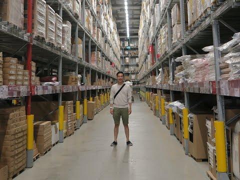 IKEA Shopping with Malaysian Puns!