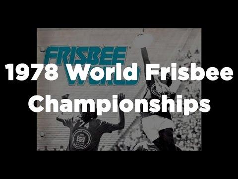 Wham-O 1978 World Frisbee Championships