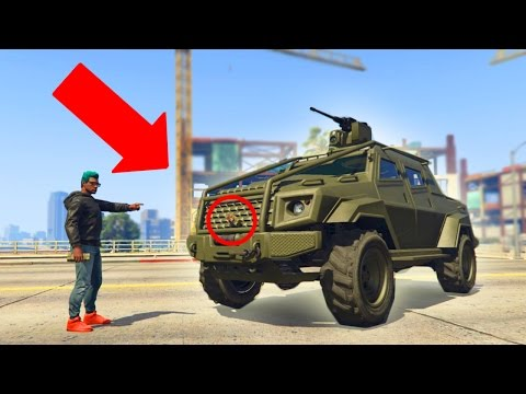 GTA 5 Online - THE BEST WEAPON IN GRAND THEFT AUTO 5! (GTA V Online)