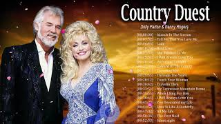 Kenny Rogers, Dolly Parton Greatest Hits ♡ Country Duets Male and Female ♡ Country Love Songs 2020