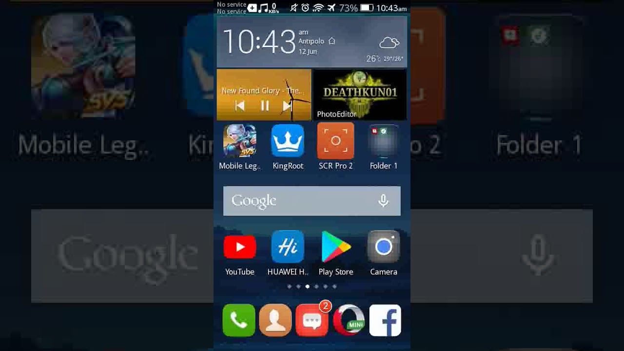 Tutorial How to run KAO/KAM jar-jad using PhoneMe for Android
