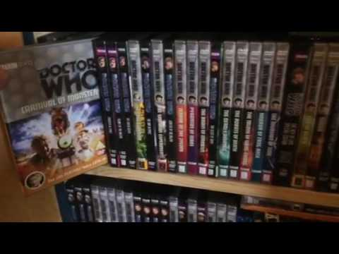 Doctor Who DVD Collection 5/23/17