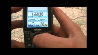 Garmin Handheld GPS: Turn-by-turn directions