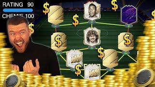 FIFA 22: MEIN 20 MIO COINS WEEKEND LEAGUE TEAM 😱😱