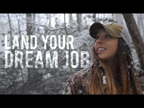 How To Get A Job In The OUTDOOR INDUSTRY | My Story