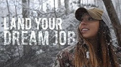 How to Get a Job in the Outdoor Industry | Land Your Dream Job | My Story