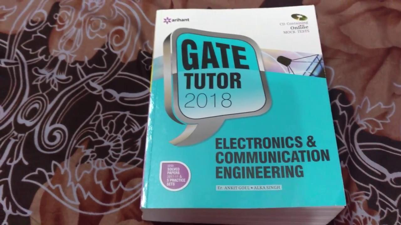 Ece pdf for exam material study gate