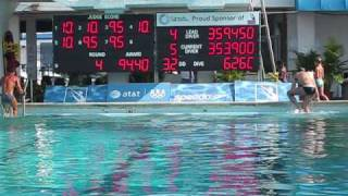 Tom Daley 2009 AT&T USA Diving Fina Grand Prix