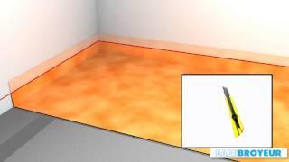 SANIFLOOR van SANIBROYEUR® | Montagevideo