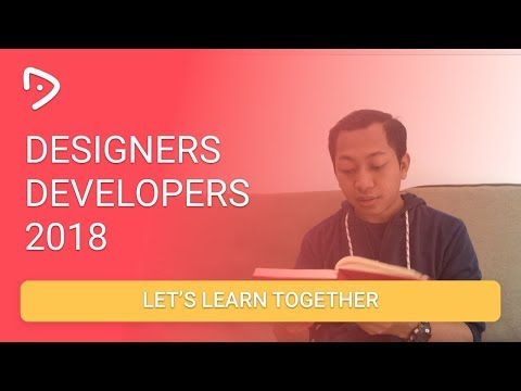 Designers and Developers Investment in 2018
