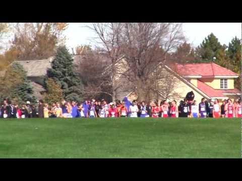 Class D - Nebraska State Cross Country 2012