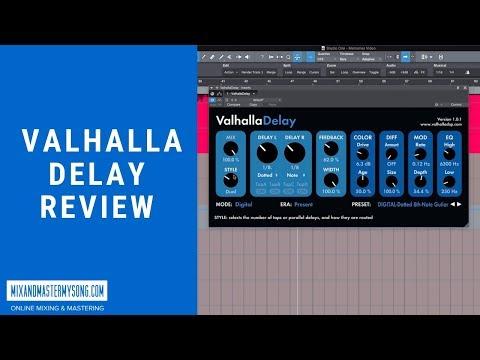 Valhalla Delay Review