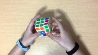 Çömez Metodu ile Rubik Küp Yapımı (detaylı anlatım)