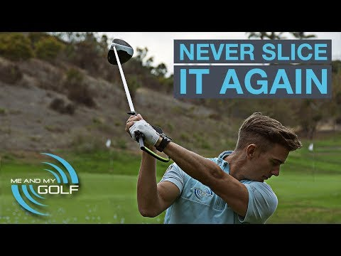 3 WAYS TO STOP YOUR SLICE FOREVER