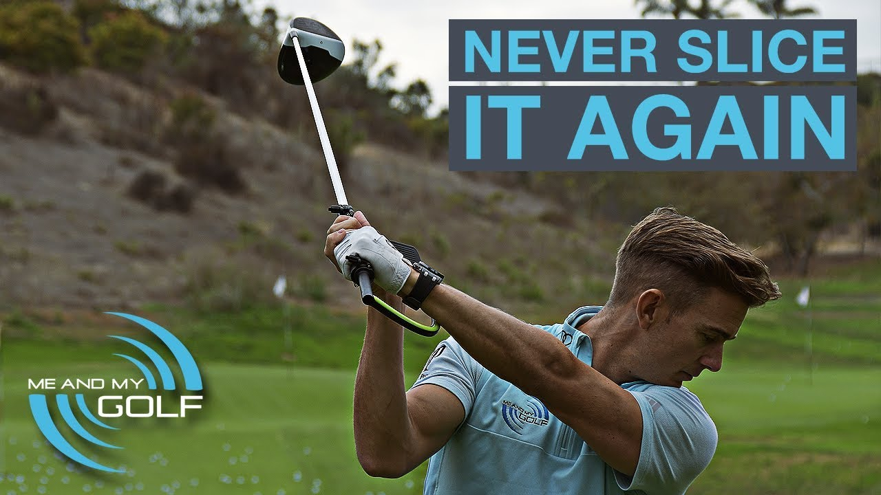 How to Stop the Slice For a Golfer in 2019 // The Ultimate Guide