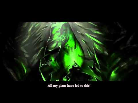 The Legion will Conquer all - World of Warcraft voice