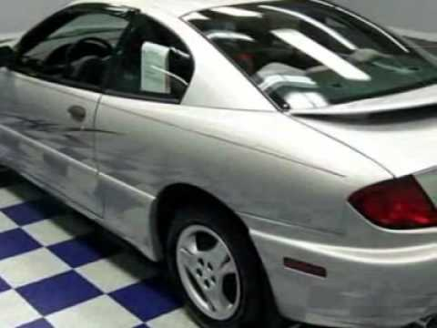 2003 Pontiac Sunfire Coupe Charlotte Nc Youtube